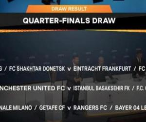 欧联杯抽签-曼联或遇英西意劲旅 国米死掐德甲3队