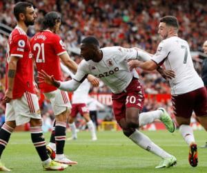 英超-B费补时射失点球 曼联88分钟惨遭绝杀主场负